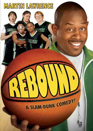 REBOUND BY LAWRENCE,MARTIN (DVD)