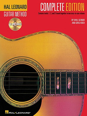 Hal Leonard Guitar Method - Complete Edition By Schmid, Will/ Koch, Greg